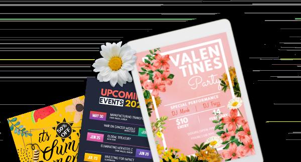 Gratis onlinetool voor grafisch ontwerp en moeiteloze promotie