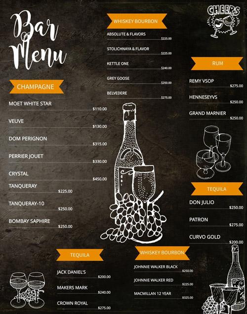 Geanimeerde menu's en beelden